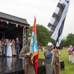11 Twinning with Lanvally at Walkern Magna Carta Fair 28 06 2015 Peter Ravilious 24