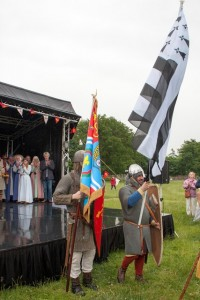 11 Twinning with Lanvally at Walkern Magna Carta Fair 28 06 2015 Peter Ravilious 24