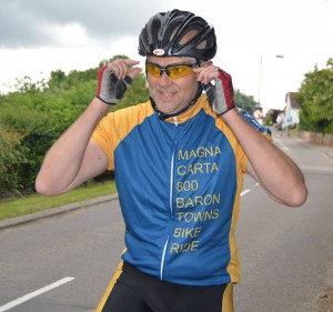 2015 06 22 Lance Allan Cycle ride 2