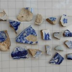 Finds from Dovehouse test pit 06