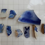 Finds from Dovehouse test pit 08