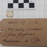 WKN 19 1-2 early glass
