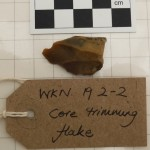WKN 19-2-2 finds 06 core trimming flake