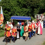 2015 06 27 Magna Carta church procession 1