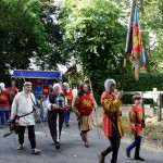 2015 06 27 Magna Carta church procession 2